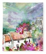 Guadalest 06 Fleece Blanket