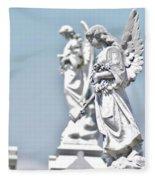Guardian Angels 2 Fleece Blanket