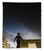 Guardian Of The Galaxy Fleece Blanket