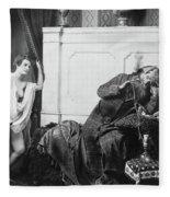 Guerin Sultan And Harem Fleece Blanket