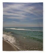 Gulf Of Mexico Fleece Blanket