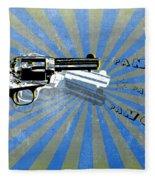 Gun 17 Fleece Blanket