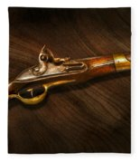 Gun - Pistols At Dawn Fleece Blanket