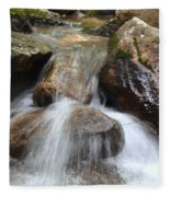 Gushing Water Fleece Blanket