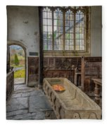 Gwydir Chapel Fleece Blanket