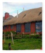 Hacienda El Porvenir Fleece Blanket