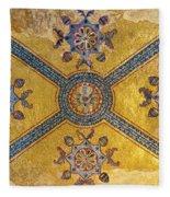 Hagia Sofia Interior 03 Fleece Blanket