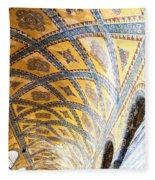 Hagia Sofia Interior 16 Fleece Blanket
