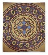 Hagia Sofia Interior 46 Fleece Blanket