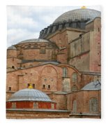 Hagia Sophia 04 Fleece Blanket