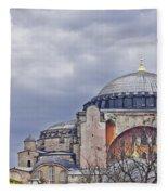 Hagia Sophia 05 Fleece Blanket