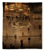 Hagia Sophia 1 Fleece Blanket