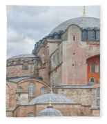 Hagia Sophia 10 Fleece Blanket