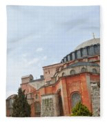 Hagia Sophia 17 Fleece Blanket