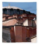 Hagia Sophia Angles 01 Fleece Blanket