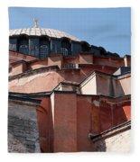 Hagia Sophia Angles 02 Fleece Blanket