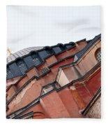 Hagia Sophia Angles 03 Fleece Blanket