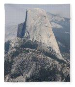 Half Dome Glacier Point Fleece Blanket