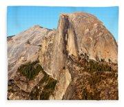 Half Dome Fleece Blanket