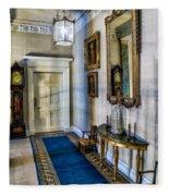 Hall Of Shadows Fleece Blanket