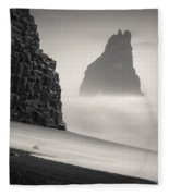 Halsenifs Hellir Sea Stack Fleece Blanket