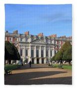 Hampton Court Palace England Fleece Blanket