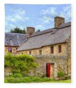Hamptonne Country Life Museum - Jersey Fleece Blanket