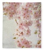 hanami II Fleece Blanket