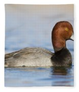 Handsome Redhead Fleece Blanket