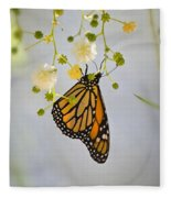 Hang On  Fleece Blanket