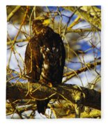 Hanging By The River  Fleece Blanket