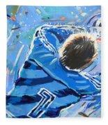 Hans Van Breukelen Ek 88 Fleece Blanket