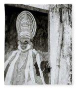 Hanuman Fleece Blanket