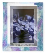 Happy Mother's Day Fleece Blanket