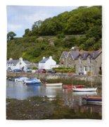 Harbourside Fleece Blanket