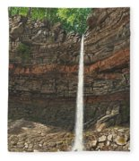 Hardraw Force Yorkshire Fleece Blanket