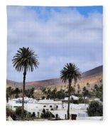 Haria On Lanzarote Fleece Blanket