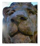 Harlaxton Lions Fleece Blanket