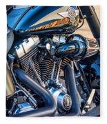 Harley Davidson 2 Fleece Blanket