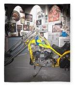 Harley Operating Room Fleece Blanket