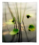 Harmony Zen Photography II Fleece Blanket