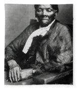 Harriet Tubman  Fleece Blanket