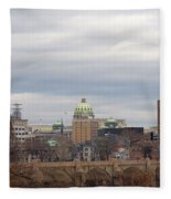 Harrisburg City Fleece Blanket