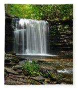 Harrison Wright Falls Fleece Blanket
