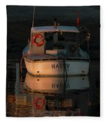 Harry - Lane's Cove Fleece Blanket