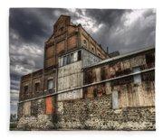 Hart's Mill Fleece Blanket