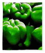 Hartville Peppers Fleece Blanket