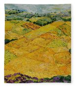 Harvest Joy Fleece Blanket