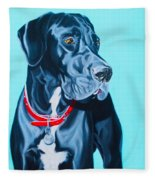 Harvey Fleece Blanket