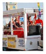 Hastings Carnival Queen Fleece Blanket